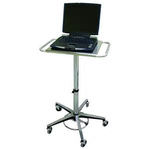 Ideas of laptop cart on wheels design review and photo