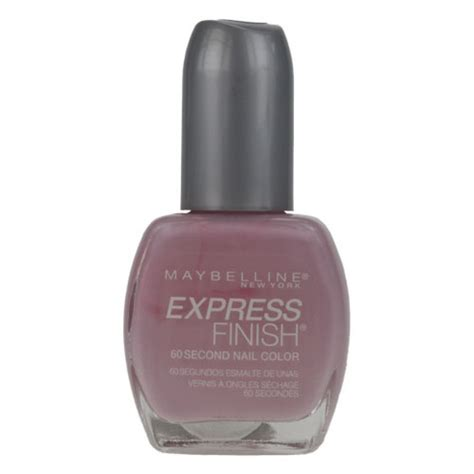 maybelline express finish nail 50 passing by pink