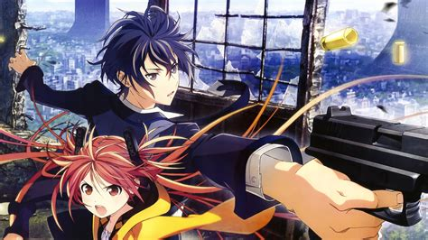 wallpaper black bullet black bullet anime 1080p 7k wallpaper hd