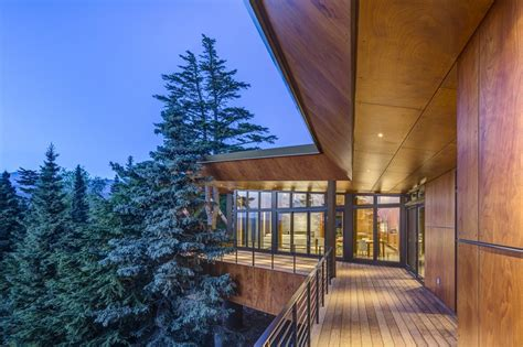 a house among the trees 15 hillside homes that know how to embrace the landscape
