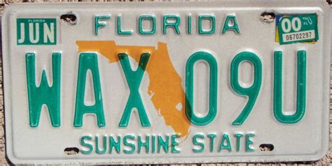 nasa florida license plates pics about space