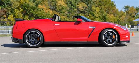 Whatif There Were A Nissan Gt R Spyder Speculative