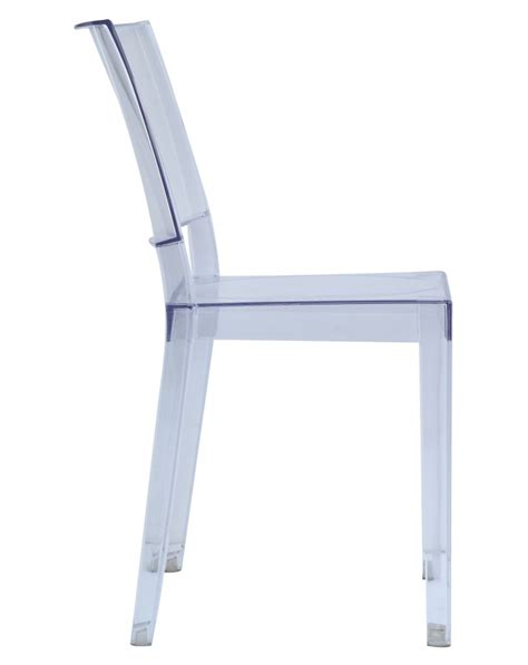 Square Chairs by Clear Square Chair Brickell Collection Modern Furniture