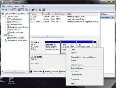 membuat virus tanpa software cara membuat membagi partisi di windows 7 tanpa melalui