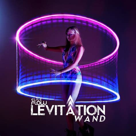 led flow wand elite flow levitation wand light up levi