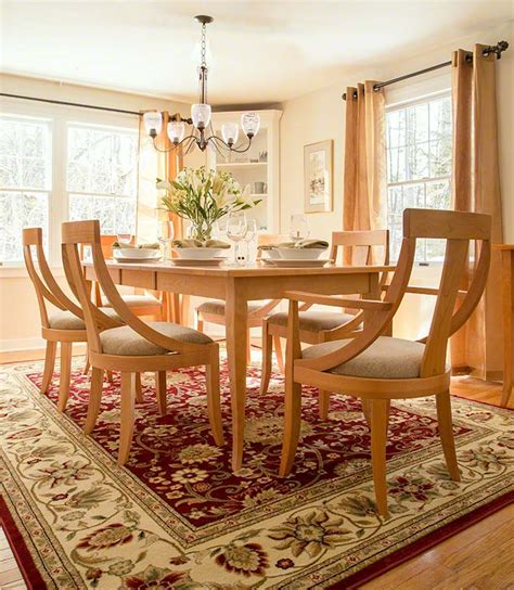 french country dining table vermont woods studios