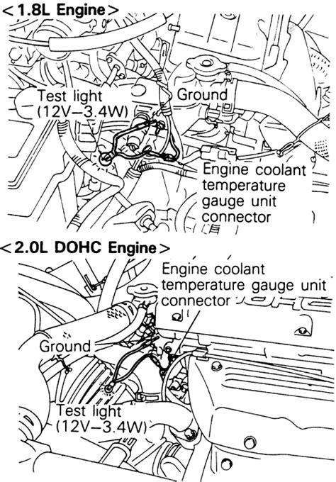 small engine service manuals 1988 mitsubishi chariot security system how to replace 1988 mitsubishi chariot coolant temperature sensor fae coolant temperature
