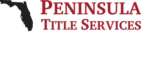 about peninsula title services peninsula title services