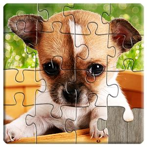puppy jigsaw puzzles dogs jigsaw puzzles for adults android apps on play