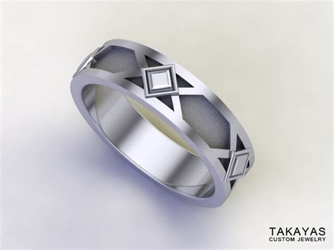 lord of the rings elven wedding rings