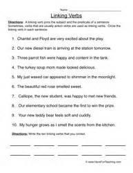 Worksheets parts of speech printables parts of speech activities