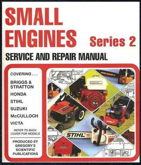 service manual small engine maintenance and repair 1995 chevrolet impala navigation system small engines series 2 service and repair manual including briggs stratton more 085566701x