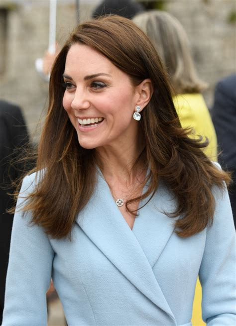 kate middleton kate middleton dangling gemstone earrings kate middleton