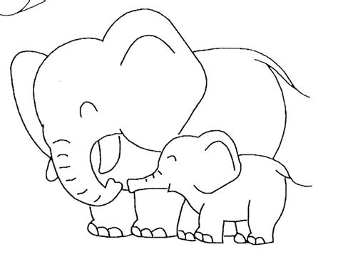 indian elephant coloring page baby elephant coloring pages az coloring pages