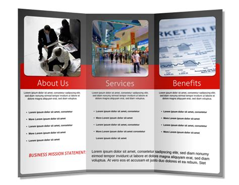 brochure template maker make your own brochure free renanlopes me