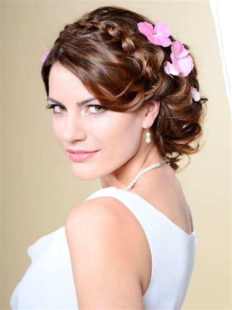 Hochzeit Frisuren Halblange Haare by Haarschmuck Hochzeit Halblange Haare Alle Guten Ideen