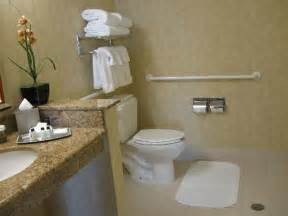 handicapped accessible bathroom designs