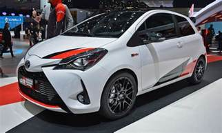 Toyota Yaris 2017 8 Interesting Facts About The Updated 2017 Toyota Yaris