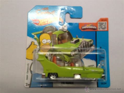 Wheels The Simpsons The Homer wheels los the homer 1 64 comprar coches en miniatura a otras escalas en