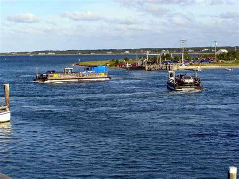 Edgartown Chappaquiddick Ferry Martha S Vineyard Images