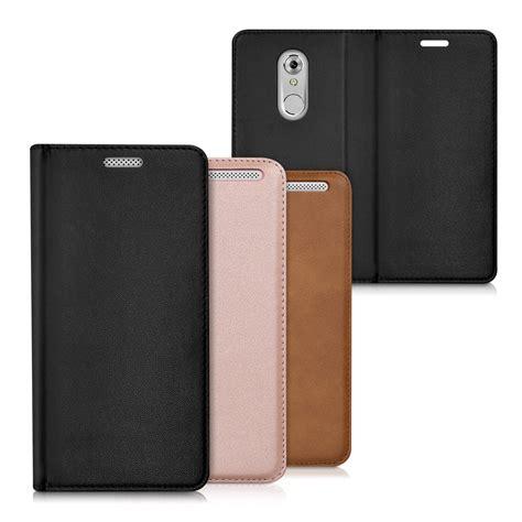 Diskon Flip Cover Mini Model Slim flip cover for zte axon 7 mini leather slim back shell mobile phone ebay