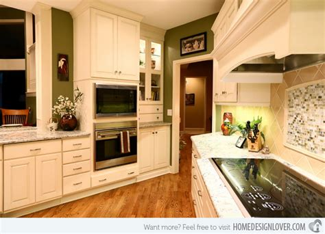 cream colored kitchen cabinets photos 15 dainty cream kitchen cabinets decoration for house