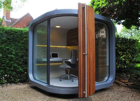 backyard home office outdoor home office by officepod decor advisor