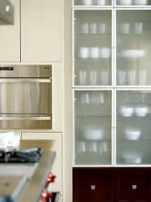 Kitchen Cabinet Doors With Glass Fronts Glass Front Cabinet Glass