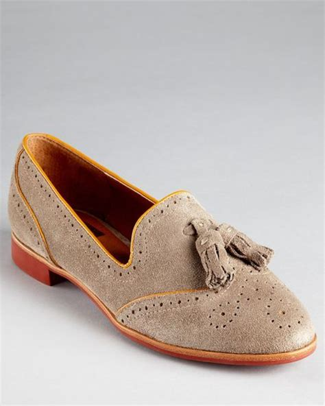 Which Color Flex Color Goes With Dolce Vita Laminate - dolce vita dv flats millie tassel loafer in brown taupe