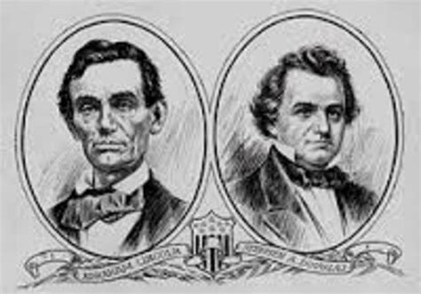 who won the lincoln douglas debates leading to the civil war timeline timetoast timelines