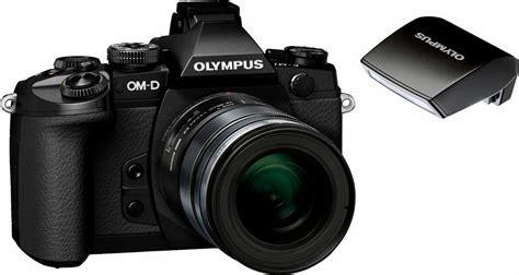 Kamera Olympus Om D E M1 Olympus Om D E M1 System Kamera M Zuiko Digital Ed 12 50 1 3 5 6 3 Ez Telezoom 16 3 Megapixel