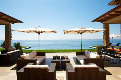 home design concept with beach background photo showcase estate villa di lusso a marisol malibu arredica