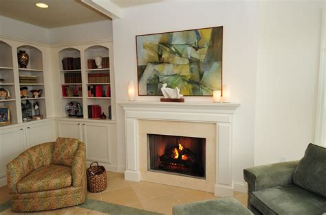 Fireplace Without Surround by Decorations Fireplace Surrounds Designs Modern
