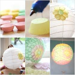 Diy Shell Chandelier 20 Amazing Diy Paper Lanterns And Lamps Amazing House Design