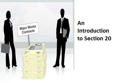 section 20 uk an introduction to section 20 elearning marketplace