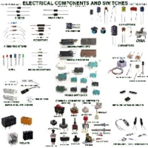 image gallery electrical components