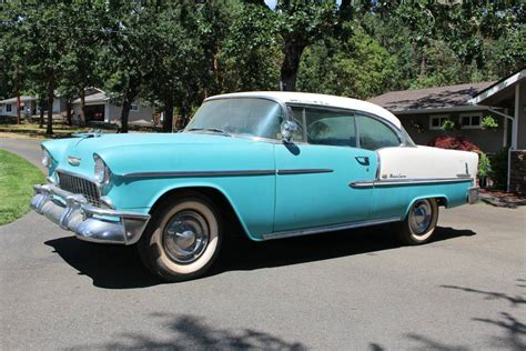 bel air dusty dream find 1955 chevrolet bel air