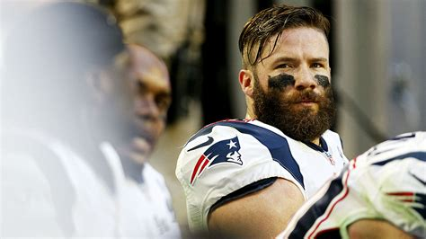 what hair gel does julian edelman use what should you put in your beard and gratuitous photos