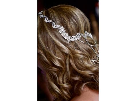 Wedding Hair Accessories Used by Used Bridal Styles Tiara Hair Accessory 300 Bridal