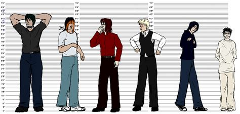 picture height opinions on human height