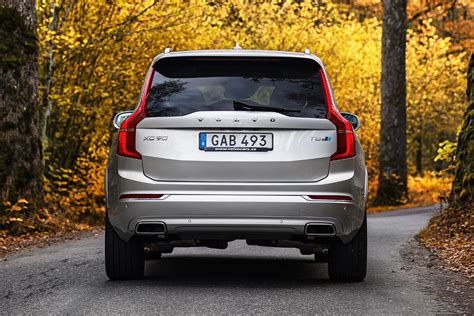 Fuel Consumption Volvo Xc90 Polestar Optimized Volvo Xc90 T8 Adds More Power With Same