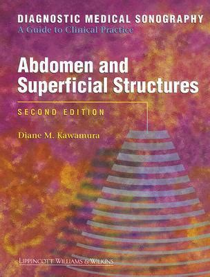 abdomen and superficial structures diagnostic sonography series books diagnostic sonography abdomen and superficial