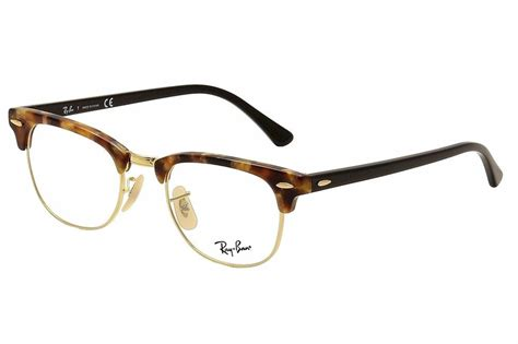 Jual Frame Ban Clubmaster ban clubmaster eyeglasses rb5154 5154 5494 rayban optical frame 49mm ebay