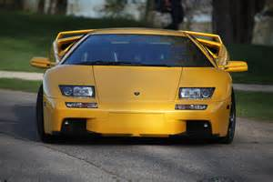 2001 Lamborghini Diablo 2001 Lamborghini Diablo Vt