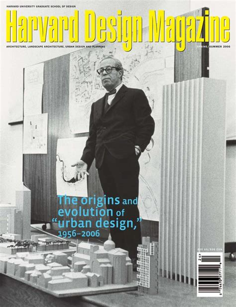 urban design journal harvard design magazine no 24 the origins and