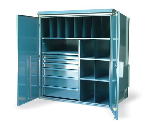 strong hold products outdoor storage cabinet with