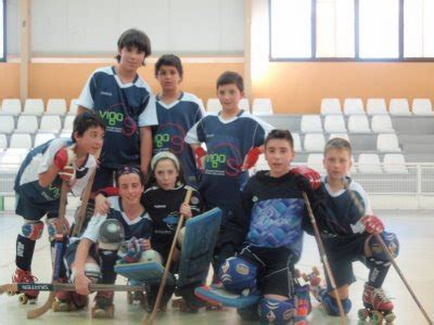 traviesas hockey club torneo hockey patines base vigo 2009 club de hockey
