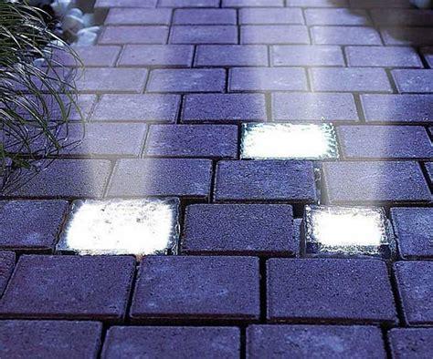solar brick paver lights 9 luminous ways to light up summer soir 233 es