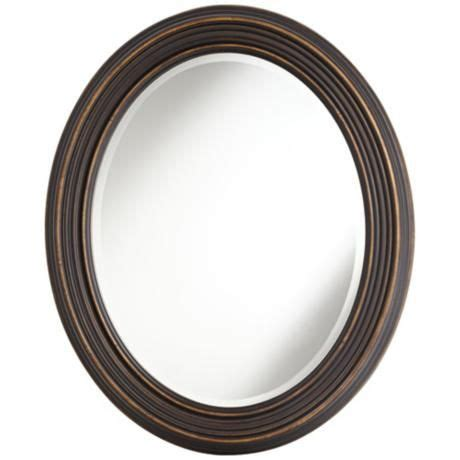 oil rubbed bronze bathroom mirror 42 best images about bathroom mirrors on pinterest oval