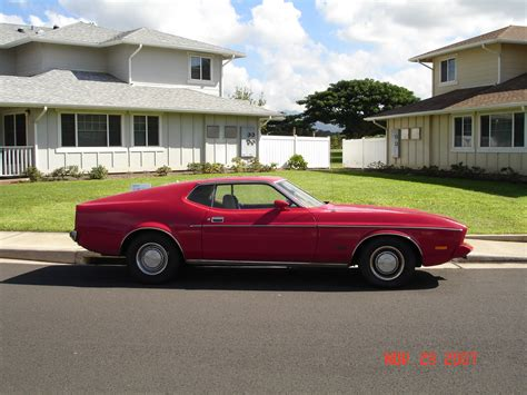ford mustang 1973 1973 ford mustang classic automobiles